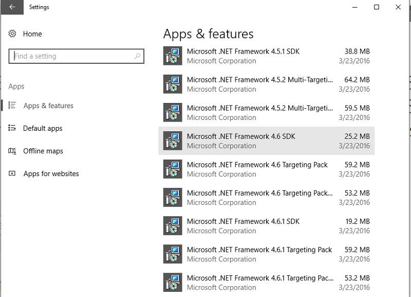net framework for games download