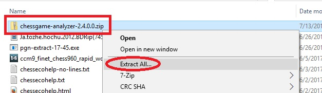 extract all